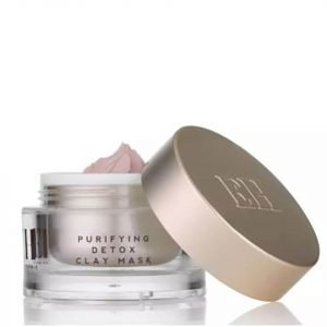 Emma Hardie Purifying Detox Pink Clay Mask With Dual-Action Cleansing Cloth