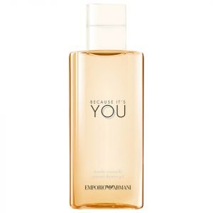 Emporio Armani Because It's You Shower Gel 200 Ml