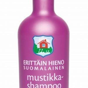 Erittäin Hieno Suomalainen 300 Ml Mustikkashampoo