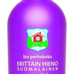 Erittäin Hieno Suomalainen Mustikka 500 Ml Shampoo