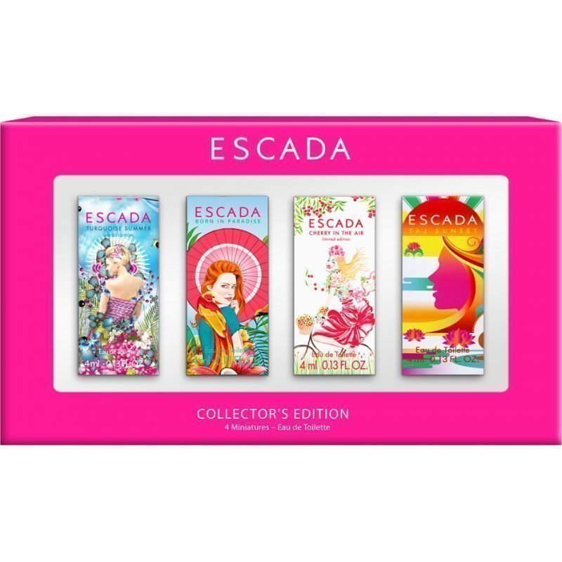 Escada Escada Mini Gift Set 4 x EdT 4ml