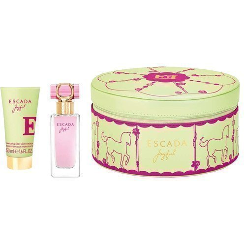 Escada Joyful EdP Gift Set