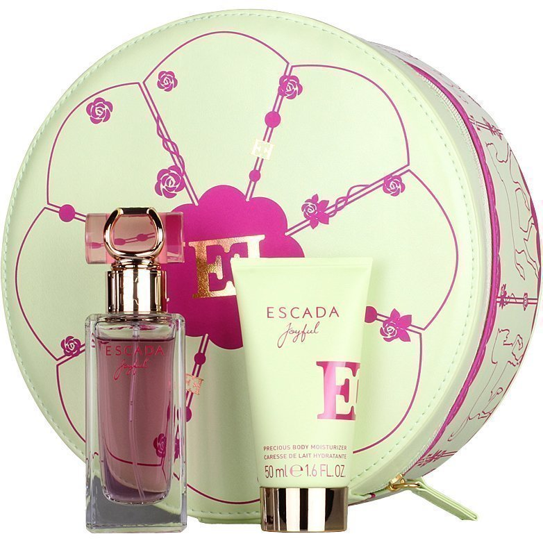 Escada Joyful Giftset EdP 50ml Body Lotion 50ml Gift Box