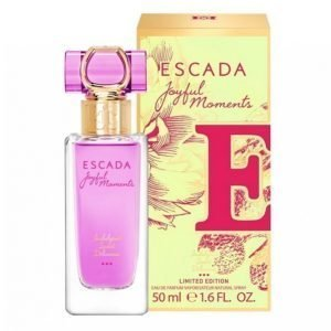 Escada Joyful Moment Limited Edition W Edp 50 Ml Hajuvesi