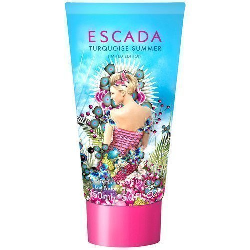 Escada Turquoise Summer Limited Edition Perfumed Body Lotion