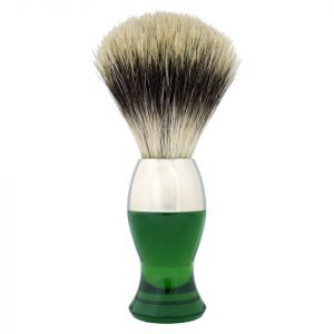 Eshave Finest Badger Nickel Short Green