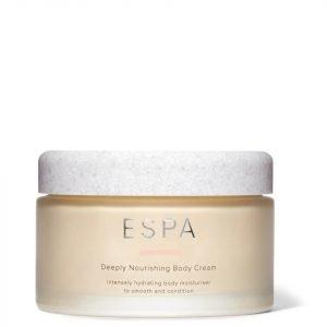 Espa Deeply Nourishing Body Cream 180 Ml Jar