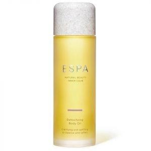 Espa Detoxifying Body Oil 100 Ml