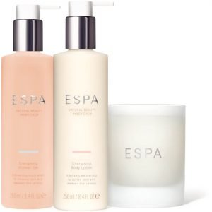Espa Energising Experience Worth €113.00