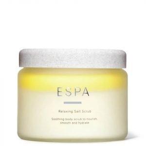 Espa Relaxing Salt Scrub 700 G