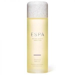 Espa Soothing Bath Oil 100 Ml