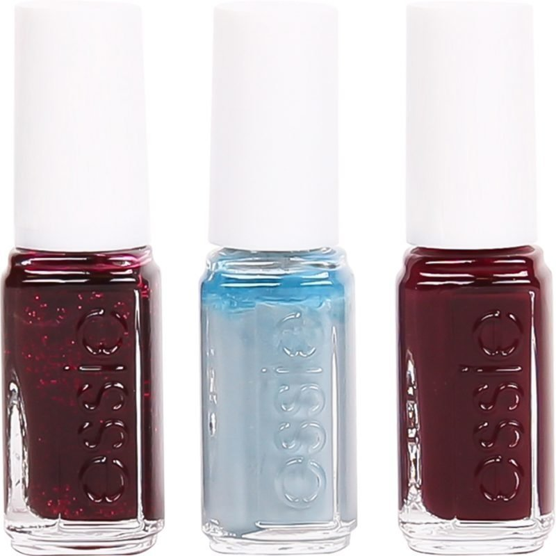 Essie 3 Pieces Set Shearling Darling 5ml Parka Perfect 5ml Toggle To The Top 5ml