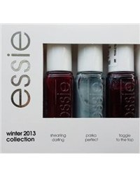 Essie Nail Polish 3 Piece Winter Collection