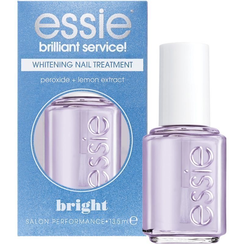 Essie Nail Treatment Whitening Brilliant Service 13