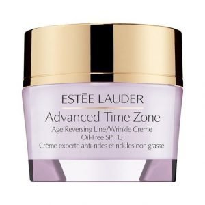 Estée Lauder Advanced Time Zone Age Reversing Line/Wrinkle Creme Spf15 Oil & Fragrance Free Hoitovoide 50 ml