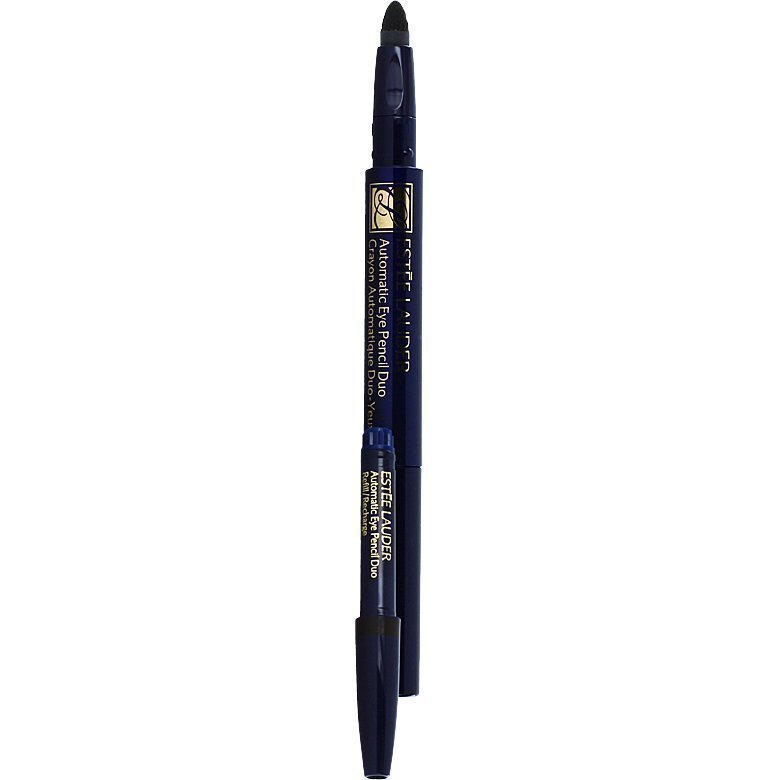 Estée Lauder Automatic Eye Pencil Duo With Smudger & One Refill Walnut Brown 0
