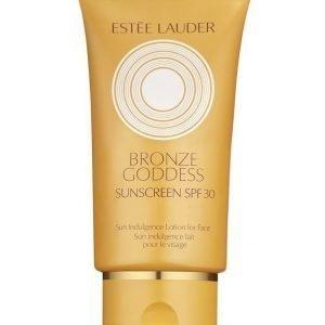 Estée Lauder Bronze Goddess Sun Indulgence Lotion For Body Spf 30 Aurinkosuojavoide Vartalolle 50 ml