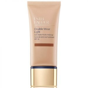 Estée Lauder Double Wear Light Soft Matte Hydra Makeup Spf10 Various Shades 6w2 Nutmeg
