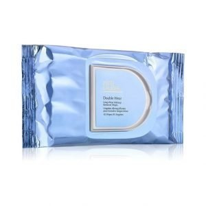 Estée Lauder Double Wear Long Wear Make Up Remover Wipes Puhdistuspyyhkeet 45 kpl