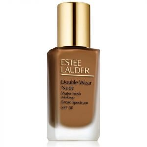 Estée Lauder Double Wear Nude Water Fresh Make Up Spf 30 Various Shades 6w2 Nutmeg