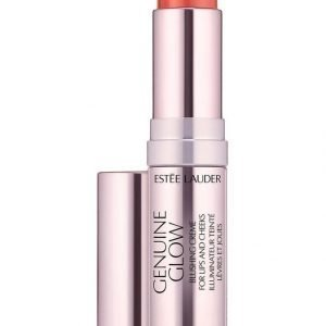 Estée Lauder Genuine Glow Blushing Creme For Lips And Cheeks Voidemainen Puna