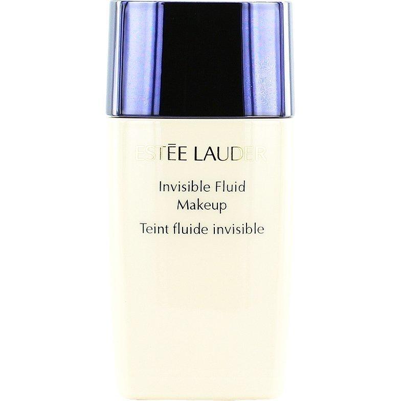 Estée Lauder Invisible Fluid Makeup Foundation 3CN2 Sandbar 30ml