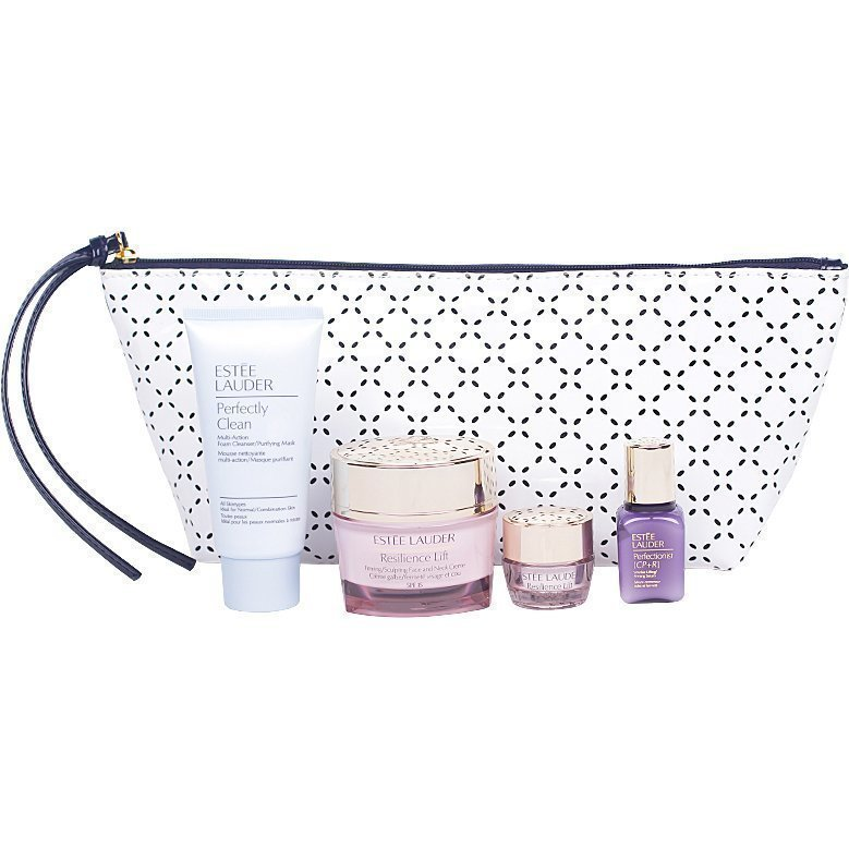 Estée Lauder Lifting/Firming Your Complete System Set  5 Pieces Kit. All Skin Types.