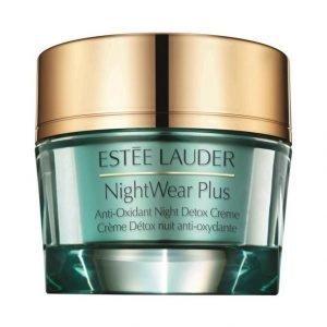 Estée Lauder Nightwear Plus Anti Oxidant Night Detox Creme Kosteusvoide 50 ml