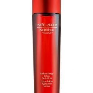 Estée Lauder Nutritious Vitality8 Radiant Energy Lotion Fresh Moist Hoitovesi 200 ml