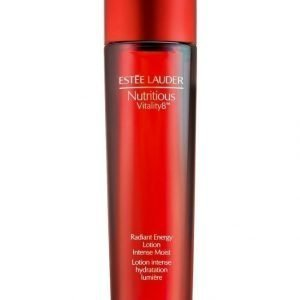 Estée Lauder Nutritious Vitality8 Radiant Energy Lotion Intense Moist Voide 200 ml