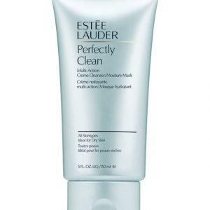 Estée Lauder Perfectly Clean Multi Action Creme Cleanser/Moisture Mask Puhdistusvoide 150 ml