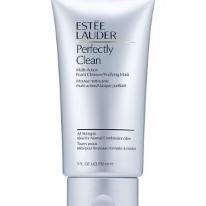 Estée Lauder Perfectly Clean Multi Action Foam Cleanser/Purifying Mask Puhdistusvoide 150 ml