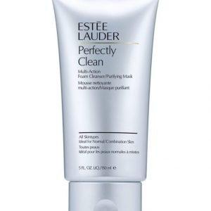 Estée Lauder Perfectly Clean Multi Action Foam Cleanser/Purifying Mask Puhdistusvoide 150 ml