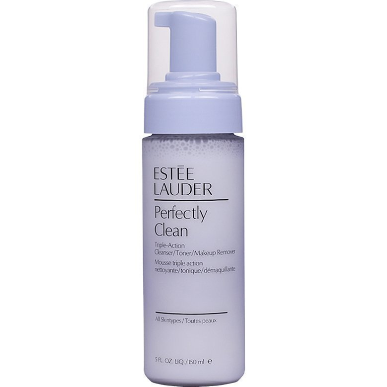 Estée Lauder Perfectly CleanAction Cleanser/Toner/Makeup Remover 150ml
