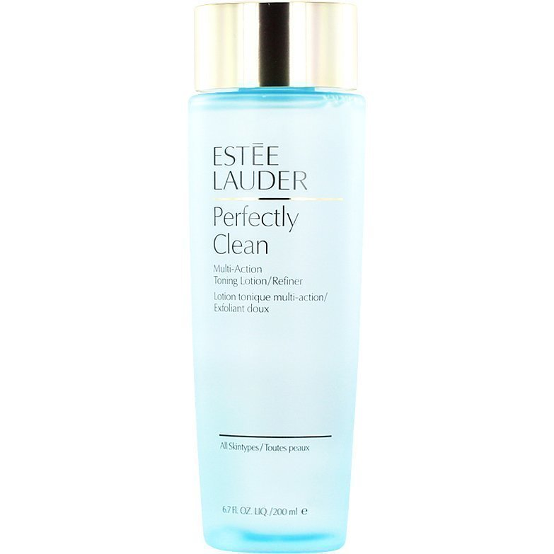 Estée Lauder Perfectly CleanAction Toning Lotion/Refiner For All Skin Types 200ml