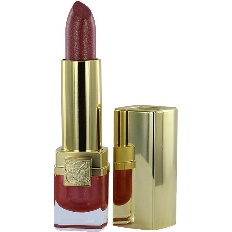 Estée Lauder Pure Color Crystal Lipstick Pipe Papaya 3