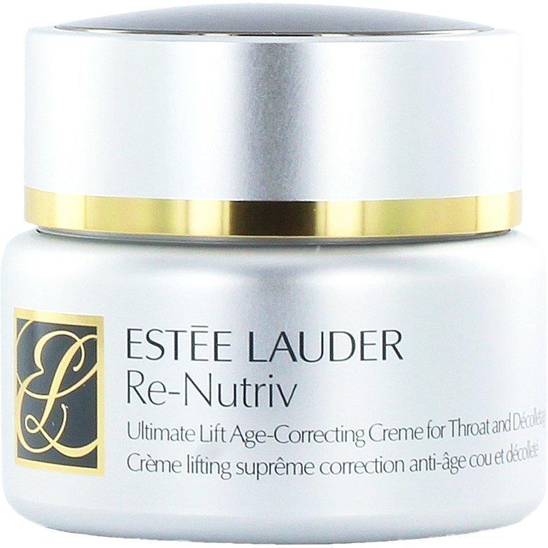 Estée Lauder Re-NutrivCorrecting Creme for Throat & Decolletage 50ml