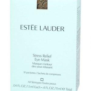 Estée Lauder Stress Relief Eye Mask Silmänaamiopakkaus 10 kpl