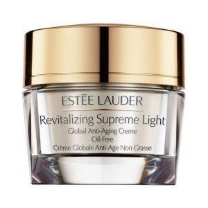 Estée Lauder Supreme Light Global Anti Aging Creme Öljytön Hoitovoide 50 ml