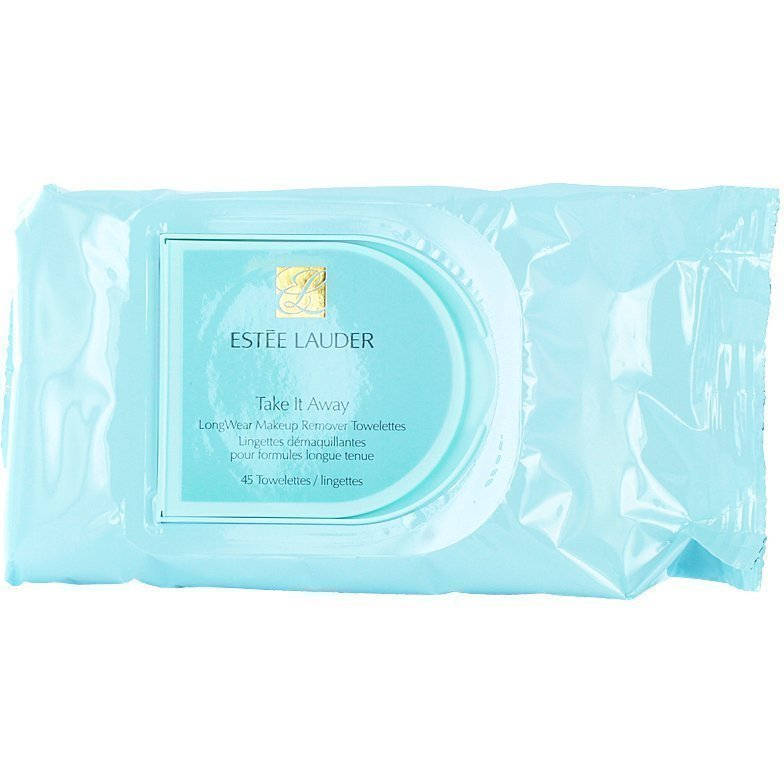 Estée Lauder Take It Away LongWear Makeup Remover Towelettes 45 Sheets