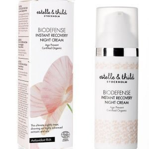 Estelle & Thild BioDefense Instant Recovery Night Cream 50 ml