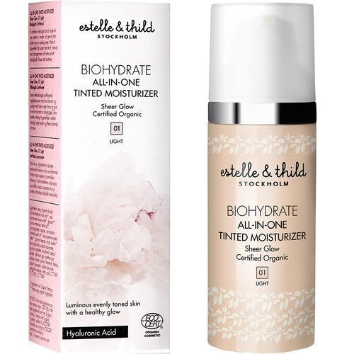 Estelle & Thild Biohydrate All-In-One Tinted Moisturizer 01 Light