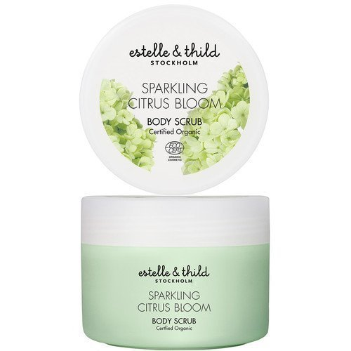 Estelle & Thild Fresh Sparkling Citrus Bloom Body Scrub