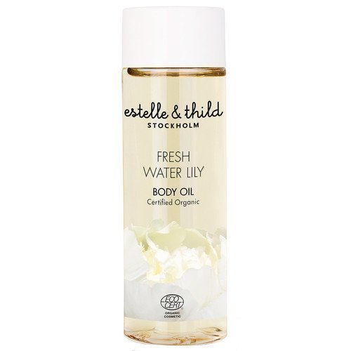 Estelle & Thild Fresh Water Lily Body Oil