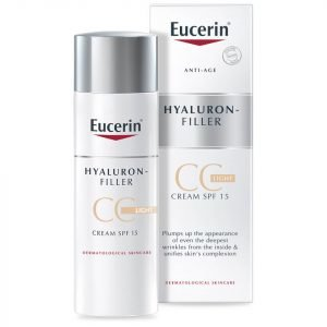 Eucerin® Anti-Age Hyaluron-Filler Cc Cream 50 Ml Light
