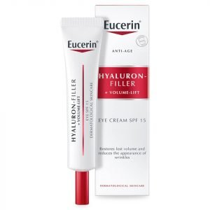 Eucerin® Anti-Age Volume-Filler Eye Cream Spf15 Uvb + Uva Protection 15 Ml