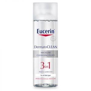 Eucerin® Dermatoclean 3-In-1 Micellar Cleansing Fluid 200 Ml