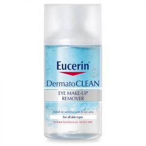 Eucerin® Dermatoclean Eye Make-Up Remover 125 Ml