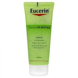 Eucerin® Dermo Purifyer Scrub 100 Ml