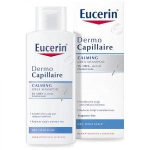 Eucerin® Dermocapillaire Calming Urea Shampoo 250 Ml